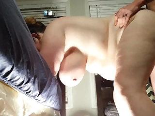 dievča fucked podľa veľký péro